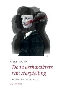 de 12 oerkarakters van storytelling