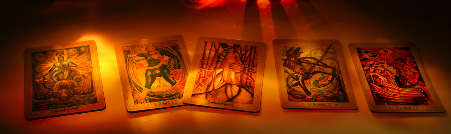 De heldenreis in de Tarot