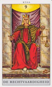 tarot_rechtvaardigheid
